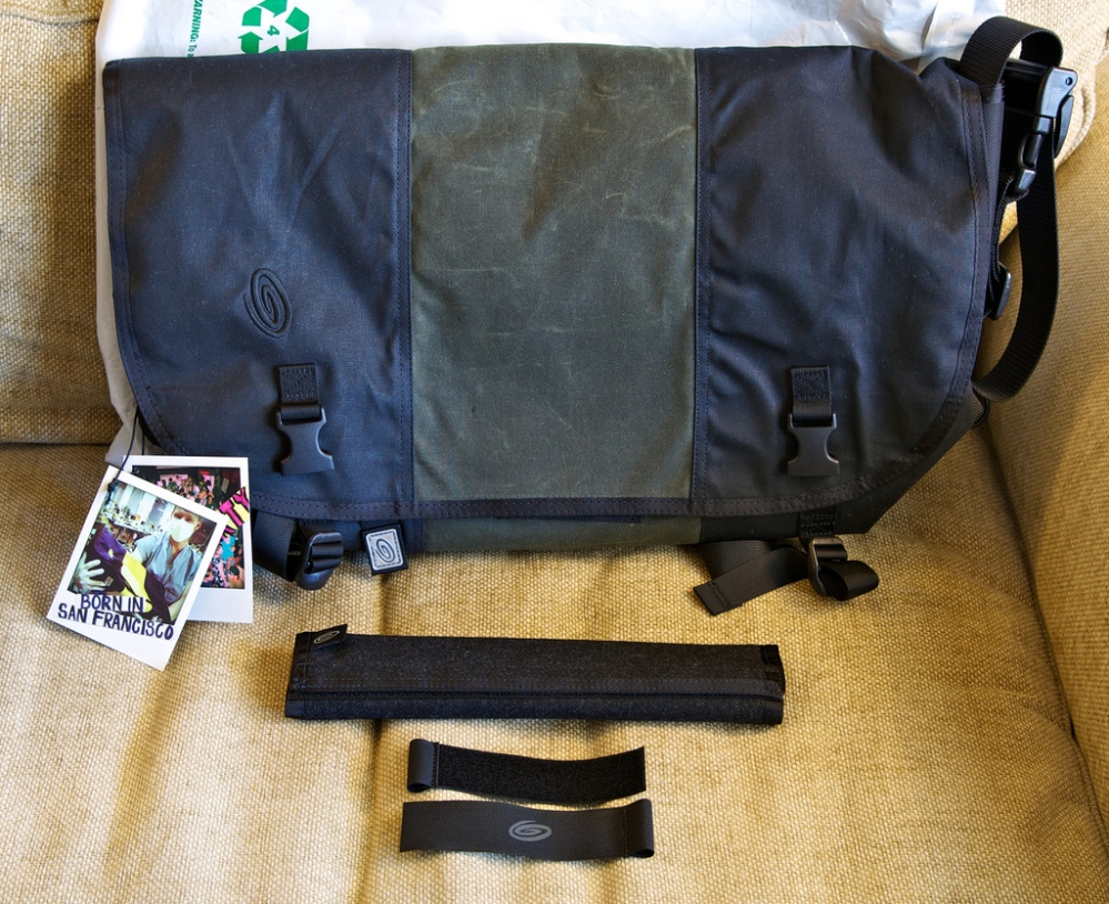 Timbuk2 Laptop Messenger Review - Part 2 (2/6)