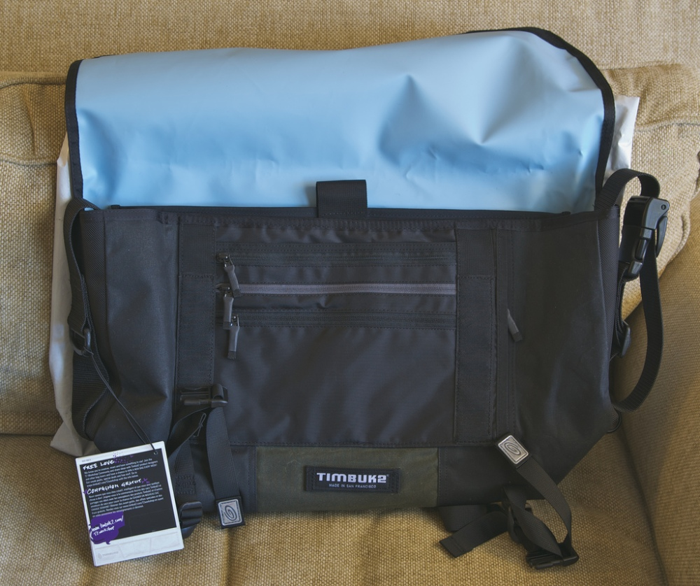 Timbuk2 Laptop Messenger Review - Part 2 (4/6)
