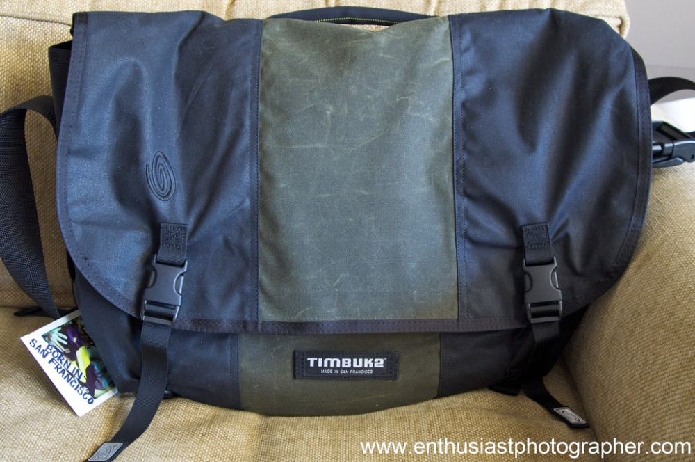 Timbuk2 Laptop Messenger Review - Part 2 (3/6)