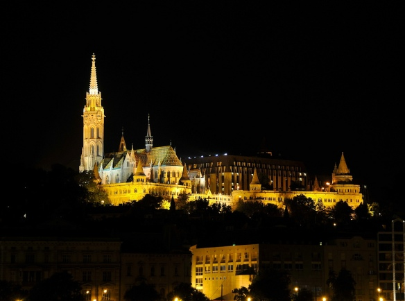 Budapest is a city filled with history, texture and stunning views...