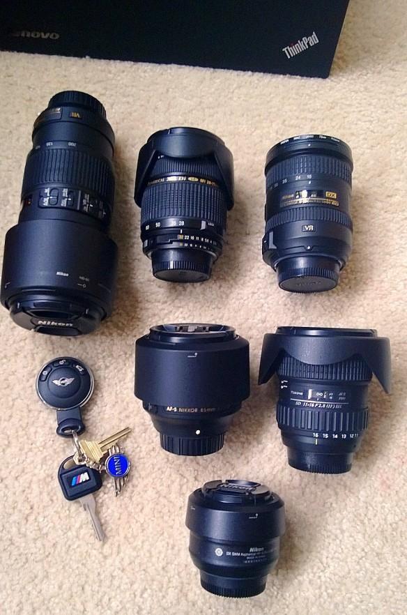 Lensfamily